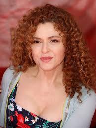 bernadette hairstyle how to bernadette peters medium curls bernadette peters looks stylebistro