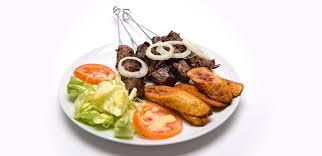 spécialité africaine cuisine chez mère vuvu 95 restaurant africain congolais carré black