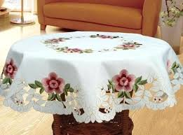 beautiful table cloth design nice table cloth vanessadore com