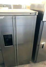 reviews of kitchen appliances ge refrigerators reviews monogram stainless steel refrirator