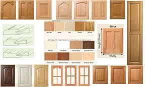 kitchen cabinet doors designs kitchen design ideas