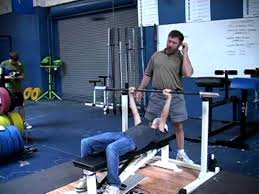 Starting Strength Bench Press Bench Press Basic Setup Mark Rippetoe Youtube