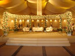 fancy wedding stage decorations the home decor ideas