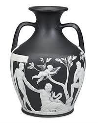 Wedgwood Vase Wedgwood First Edition Numbered Copy Of The Portland Vase On Artnet