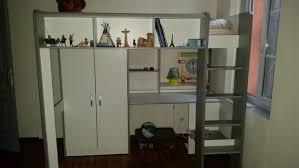 lit armoire bureau achetez lit mezzanine 90 200 quasi neuf annonce vente à montauban