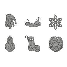 in the hoop lace ornament mega pack embroidery deal