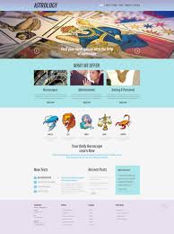 astrology wordpress theme 46024
