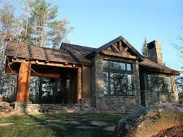 Vacation Cottage House Plans by Cabin House Plans The House Plan Shop