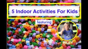 diy indoor games 5 indoor activities u0026 games for kids on rainy days at home diy