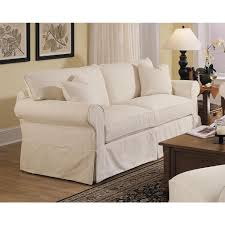 Klaussner Furniture Asheboro Nc Klaussner Jenny Sofa In Bull Natural Fabric For 1 249 00 In