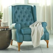 white wing chair slipcover wingback recliner recliner wing chair slipcovers canada