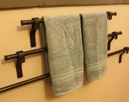 forged closet rod support brackets