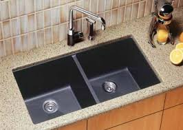 chic ideas black kitchen sinks and faucets best 10 black ideas on