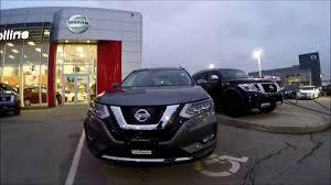 Nissan Rogue Platinum - 2017 nissan rogue sl platinum reserve by nelson mason collins
