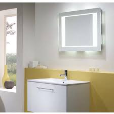 tavistock mood back lit bathroom mirror 450mm x 700mm sbl14