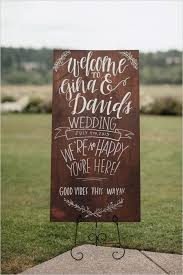 wedding signing board 12 creative wedding sign ideas