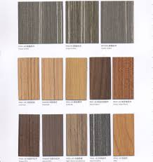 Formica Laminate Flooring China Abrasion Resistant Easy Processing Hpl Laminate Panel Wooden