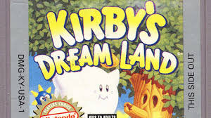 classic game room kirby u0027s dream land for game boy review youtube