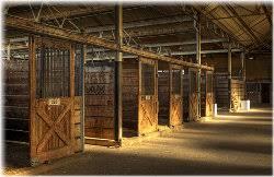 10 Stall Horse Barn Plans Horse Barns Pole Barns