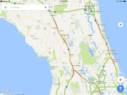 Florida Google Maps by Ahead Of Hurricane Irma Google Maps Will Show Closed Roads In