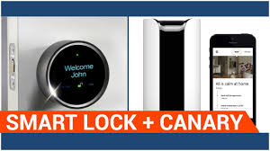 the most incredible keyless smart door lock youtube