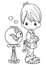 i would be lost without you precious moments coloring page kids