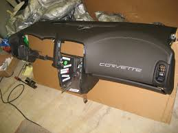 corvette dashboard 3lz dash installation