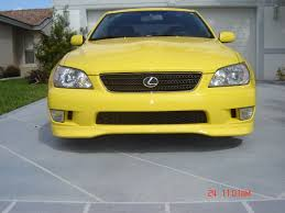 lexus body shop just installed type r front lip lexus is forum