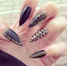 37 best black magic nails u0026 nail art design gallery by nded images