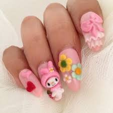 now offering japanese nail design kawaii nails and 3d nail art