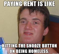 Rent Meme - paying rent adult humor humor and funny pictures