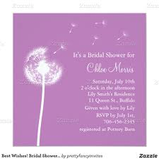 bridal shower best wishes best wishes bridal shower invitation purple showers etc