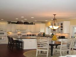 Ideas For Kitchen Table Light Fixtures Decor Around The World - Kitchen with table