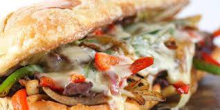 philadelphia cuisine michael s philly cheese steak sandwich recipe epicurious com