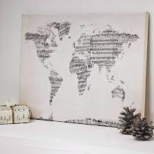 Best World Map World Map Prints Wall Art Shenra Com