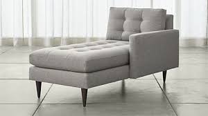 Chaise Lounger Chaise Lounge Sofas Crate And Barrel