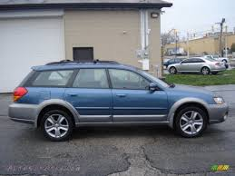 subaru outback touring blue 2005 subaru outback 3 0 r l l bean edition wagon in atlantic blue