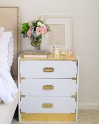 ikea hacking 20 gorgeous ikea hacks you can make with a can of gold spray paint