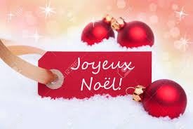 joyeux noel christmas cards a label with the words joyeux noel which means merry