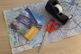 Map Wrapping Paper 10 Creative Gift Wrapping Ideas Bonusprint Blog