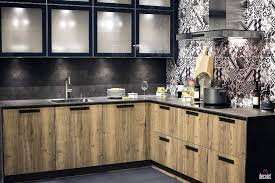 kitchen cabinets l shaped kitchen with half wall combined colors