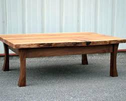 live edge table west elm x frame coffee table frame coffee table live edge white oak coffee