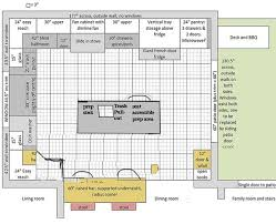 Restaurant Kitchen Floor Plans Image Result For Long U Shaped Kitchen With One Side Open