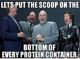 Protein Powder Meme - 25 facts about protein shake jokes