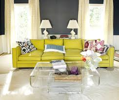 vibrant trend 25 colorful sofas to rejuvenate your living room view in gallery bright yellow sofa for the living room in neutral hues design luck stone center1