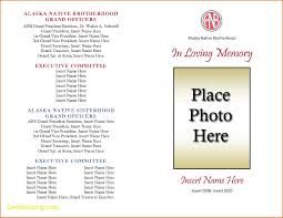 free sle funeral programs templates lovely lds funeral program template pictures inspiration