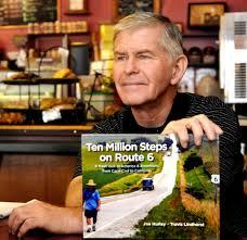 ten million steps u0027 takes scenic route newstimes