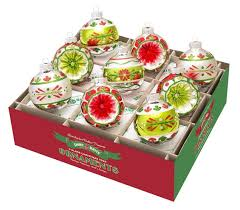 decorating exclusive radko ornaments specials for christmas