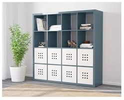 Kallax Filing Cabinet Matching Colors For A Boys Bedroom With Grey Turquoise Kallax Shelving