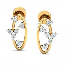 diamond earrings price 700 designer diamond earrings best price in india by gili